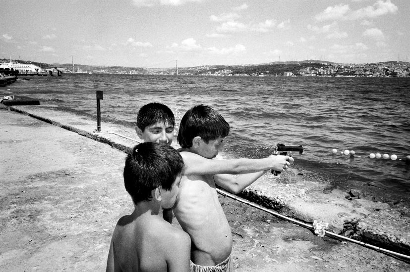 Istanbul, schiko, fotoschiko, black and white