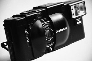Olympus XA