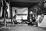 Skatistan, bright, Afghan skate school