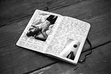 schiko, fotoschiko, diary, black and white
