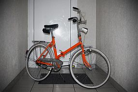 Folding bike, Schiko, FotoSchiko